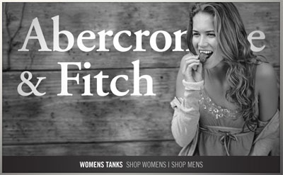 Abercrombie & Fitch Womens Tanks 2008