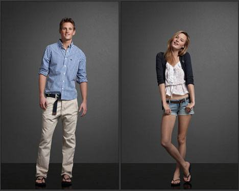 Abercrombie Fitch Preppy This Spring