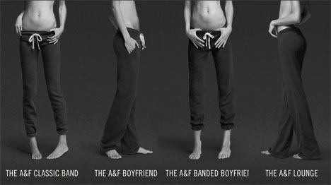 Abercrombie Fitch Sweatpants