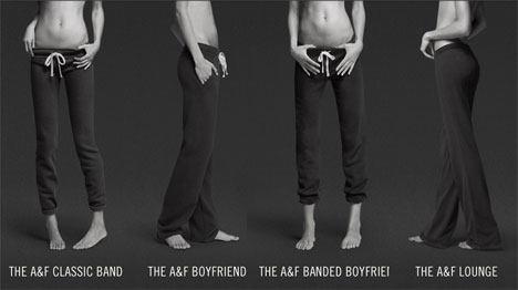 Abercrombie Fitch Sweatpants