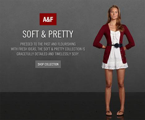 Abercrombie Fitch Soft and Pretty