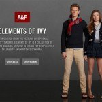 Abercrombie Fitch Elements Of Ivy