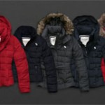 Abercrombie Fitch Feather Down Jackets