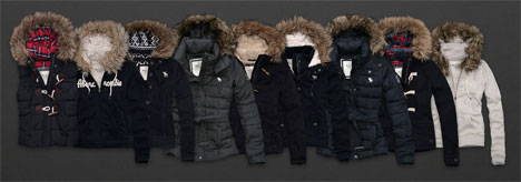 Abercrombie Fitch Introducing Fur