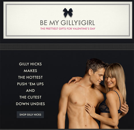 Abercrombie Fitch Be My Gilly Hacks Girl
