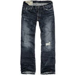 Abercrombie & Fitch Baxter Low Rise