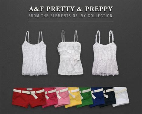 Abercrombie Fitch Prettiest Styles